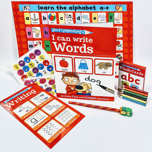 My First ABC Learning Pack