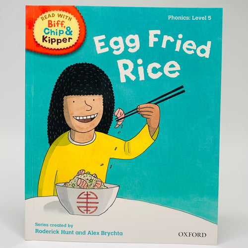 Egg Fried Rice (Level 5)