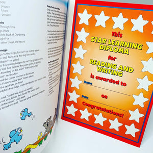 Star Learning Diploma: Reading and Writing (6-8 years)