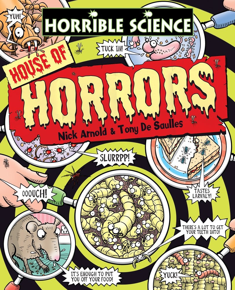 Horrible Science: House of Horrors