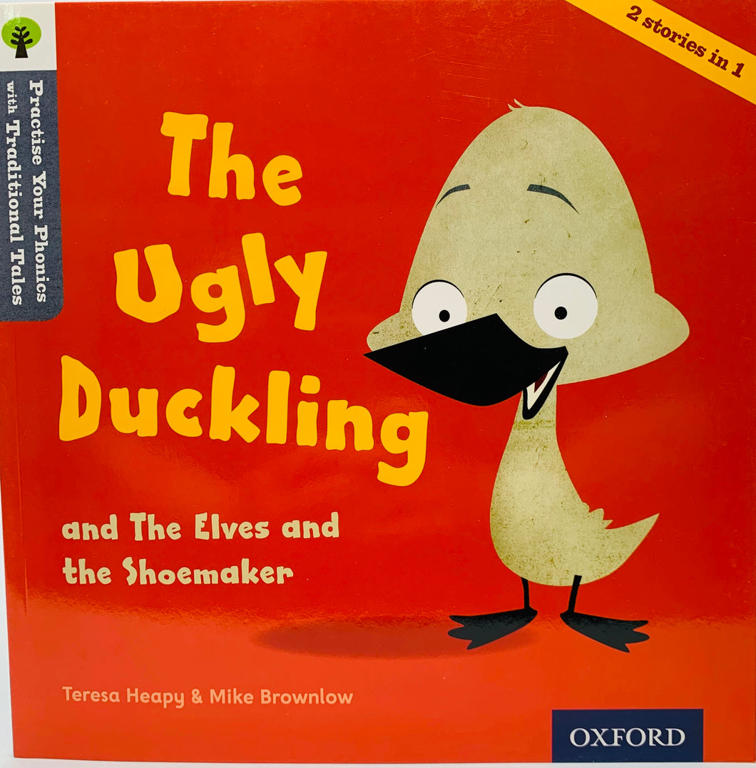 The Ugly Duckling/The Elves and the Shoemaker (Level 1)
