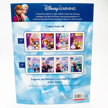Load image into Gallery viewer, Disney Learning: Frozen Reading and Comprehension (Ages 6-7)