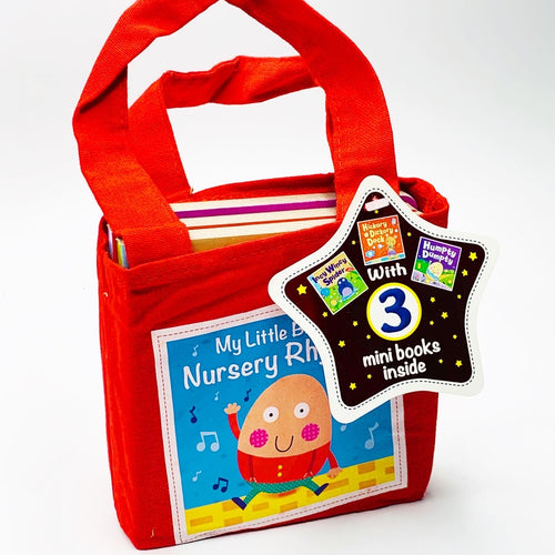 My Little Bag of Nursery Rhymes
