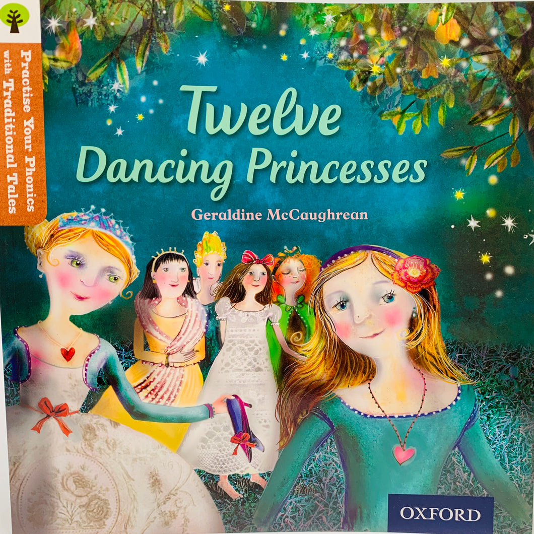 Twelve Dancing Princesses (Level 8)