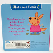 Load image into Gallery viewer, Peppa Pig: Kylie Kangaroo Mini Board Book