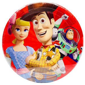 Toy Story 4 Party Plates (8 count)