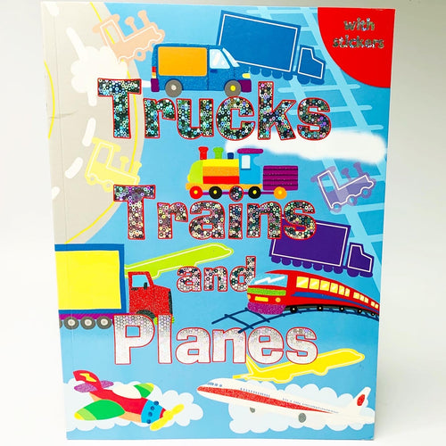 Trucks, Trains, and Planes