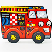 Load image into Gallery viewer, Fire Engine