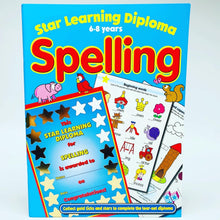 Load image into Gallery viewer, Star Learning Diploma: Spelling (6-8 years)