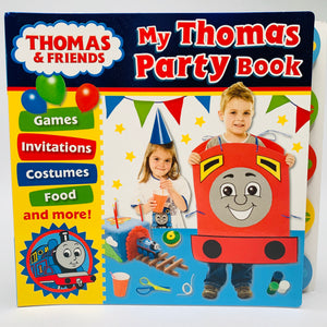 Thomas & Friends: My Thomas Party Book