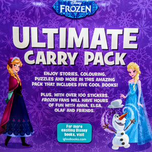Disney Frozen: Ultimate Mini Book Carry Pack