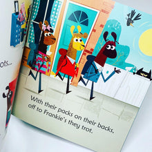 Load image into Gallery viewer, Usborne Phonics Readers: Llamas in Pyjamas