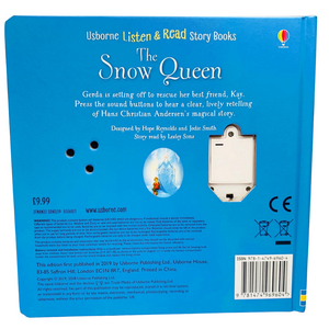 Listen & Read: The Snow Queen