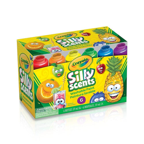 Crayola Silly Scents Washable Kids' Paint