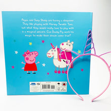 Load image into Gallery viewer, Peppa Pig: Peppa's Magical Unicorn with Unicorn Headband