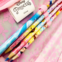 Load image into Gallery viewer, Disney's Princesses Magical Filled Stationery Pencil Case