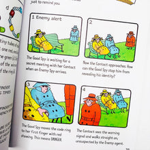 Load image into Gallery viewer, The Usborne Official Spy's Handbook