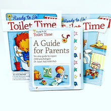 Load image into Gallery viewer, Toilet Time: A Training Kit for Boys