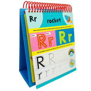 Tiny Tots Easel: First Learning Letters