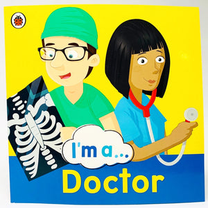 I'm a...Doctor