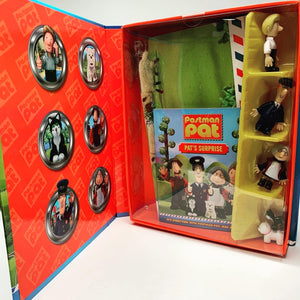 Postman Pat Read and Play Gift Set