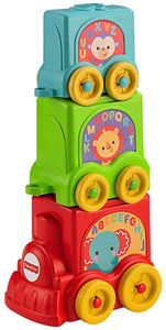 Fisher Price Stack & Roll Choo Choo