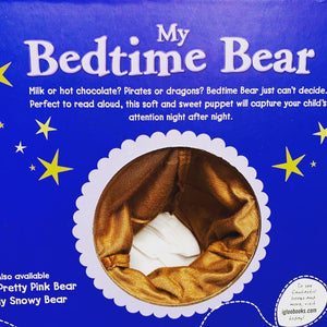 My Bedtime Bear: A Soft and Sweet Bedtime Book