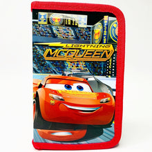 Load image into Gallery viewer, Disney Pixar's Lightning McQueen Filled Stationery Pencil Case