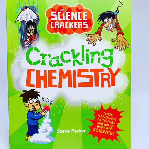 Science Crackers: Crackling Chemistry
