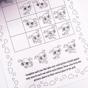 Littlest Pet Shop Puzzle Fun