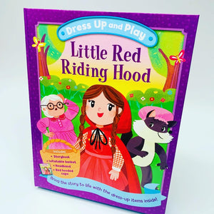 Little Red Riding Hood: Dress-up and Play Book