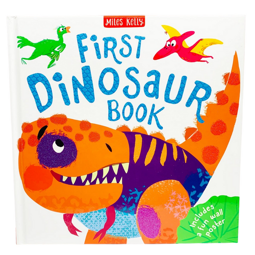 Miles Kelly: First Dinosaur Book