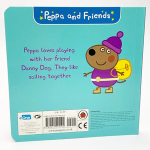 Peppa Pig: Danny Dog Mini Board Book