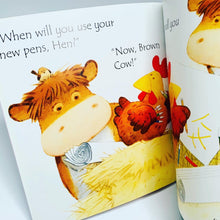 Load image into Gallery viewer, Usborne Phonics Readers: Hen's Pens