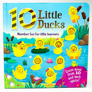 10 Little Ducks