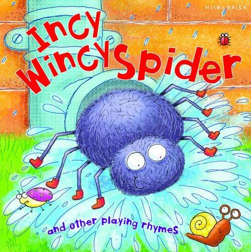 My Rhyme Time: Incy Wincy Spider and other playing rhymes