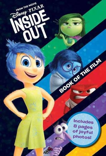 Disney's Inside Out: Book of the Film