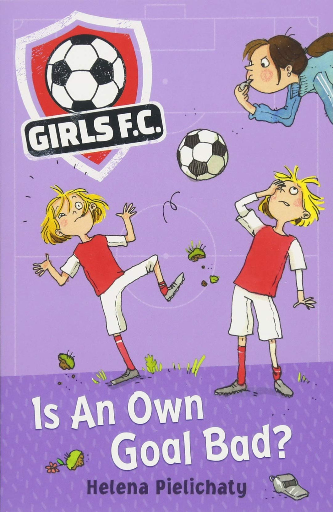 Girls FC: Is an Own Goal Bad? (#4)