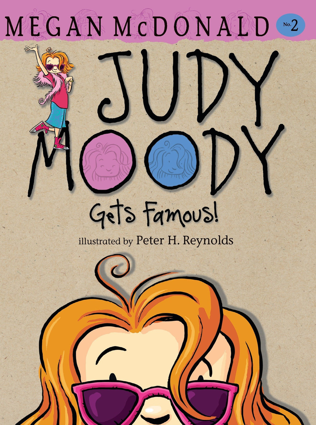Judy Moody Gets Famous! (#2)