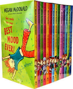 The Judy Moody Collection