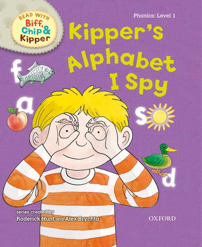 Kipper's Alphabet I Spy (Level 1)