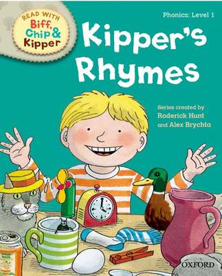 Kipper's Rhymes (Level 1)