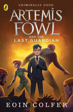 Load image into Gallery viewer, Artemis Fowl and the Last Guardian (#8)