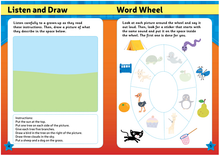 Load image into Gallery viewer, Leap Ahead Workbook: English Ages 4-5