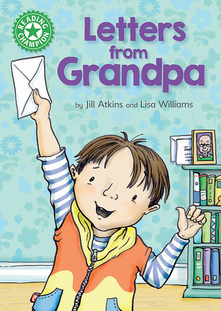 Letters from Grandpa (Green 5)