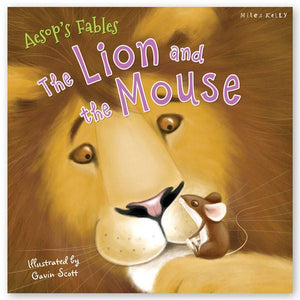Aesop's Fables: The Lion and the Mouse