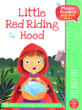 Load image into Gallery viewer, Little Red Riding Hood (Phonic Readers: Level 3)