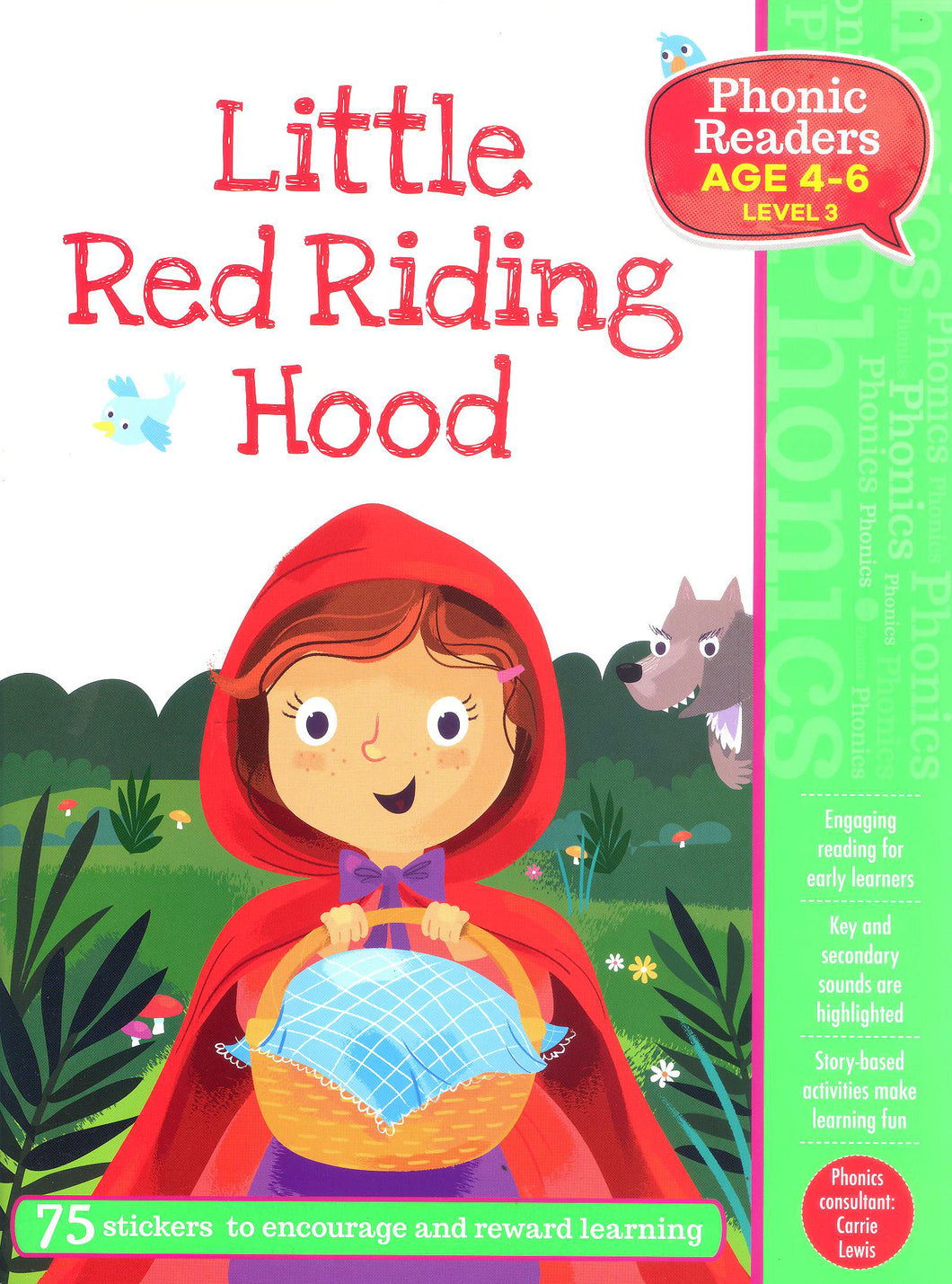 Little Red Riding Hood (Phonic Readers: Level 3)