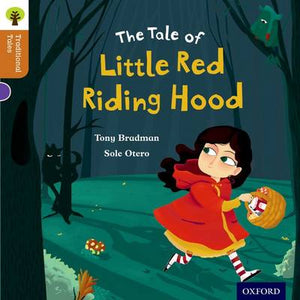 The Tale of Little Red Riding Hood (Level 8)