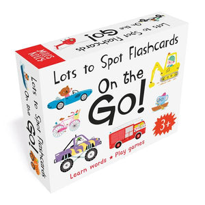 Lots to Spot Flashcards: On the Go!